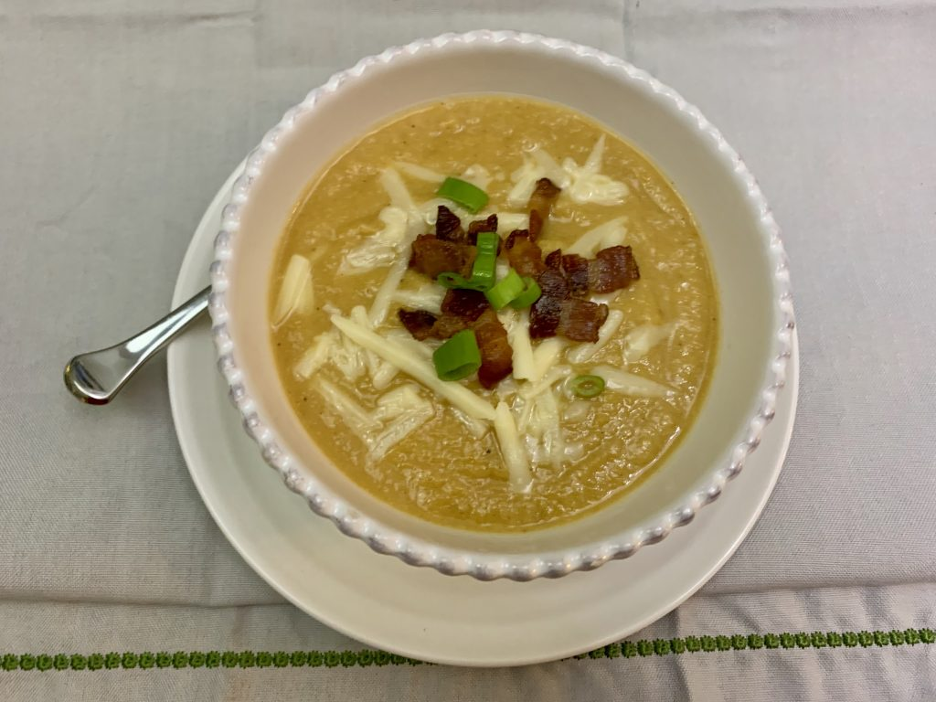 Aip Cauliflower Soup the autoimmune-free cooking club – helping you conquer your